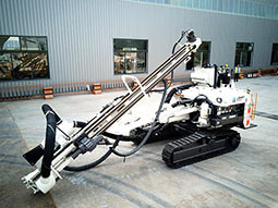 SD150H Surface DTH Drilling Rig