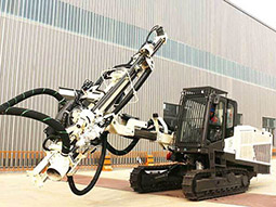 ST120 Top Hammer Drilling Rig
